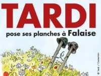 Tout Jacques Tardi qui s'expose et se rencontre à Falaise jusqu'en novembre
