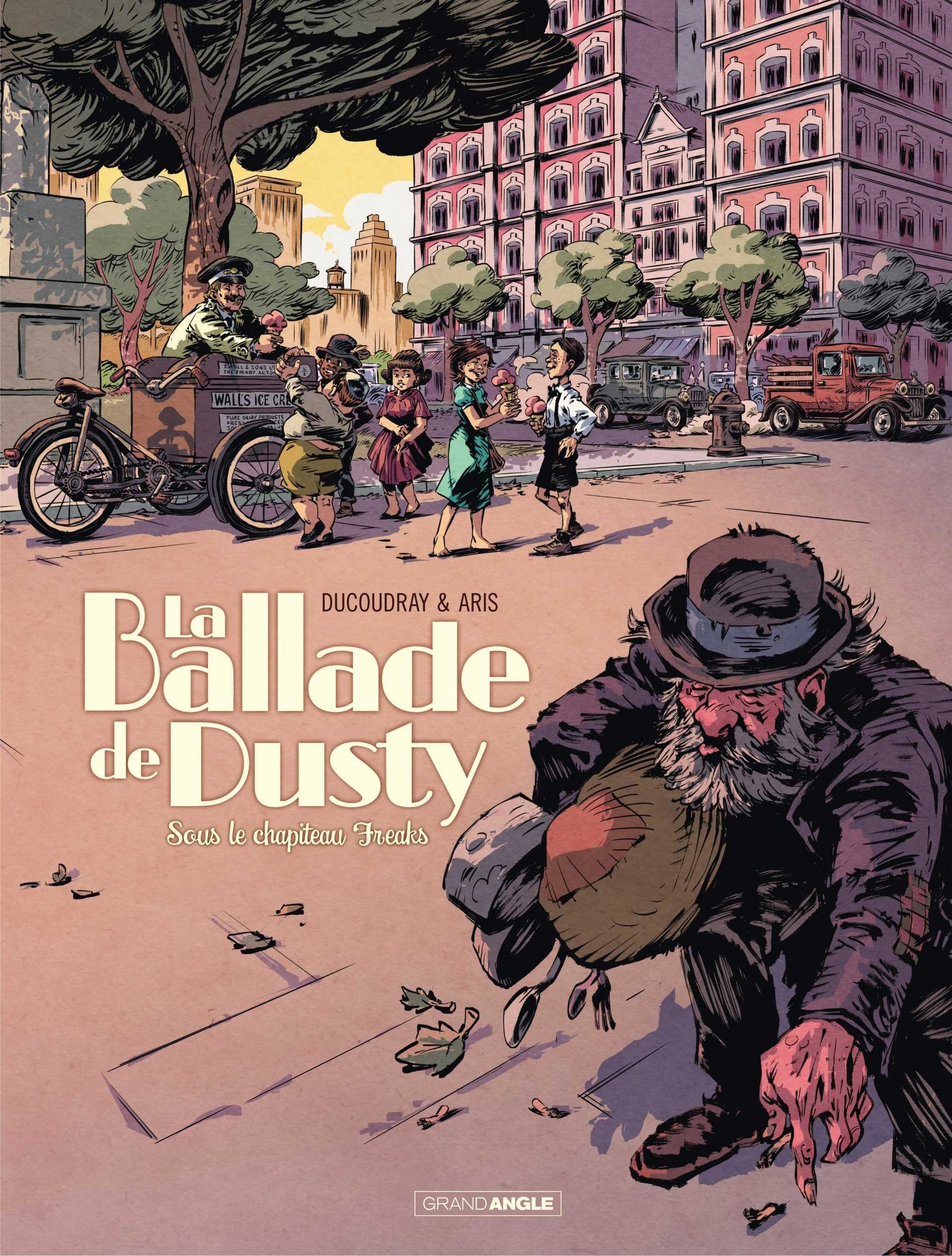 La Ballade de Dusty T2, direction Washington et les Petites Canailles