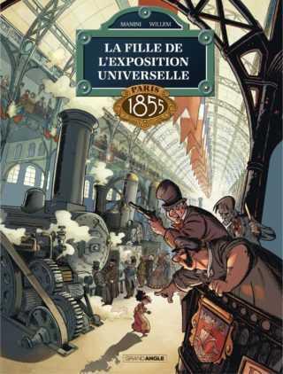 La Fille de l'Exposition Universelle Paris 1855, une petite médium sauve l'empire