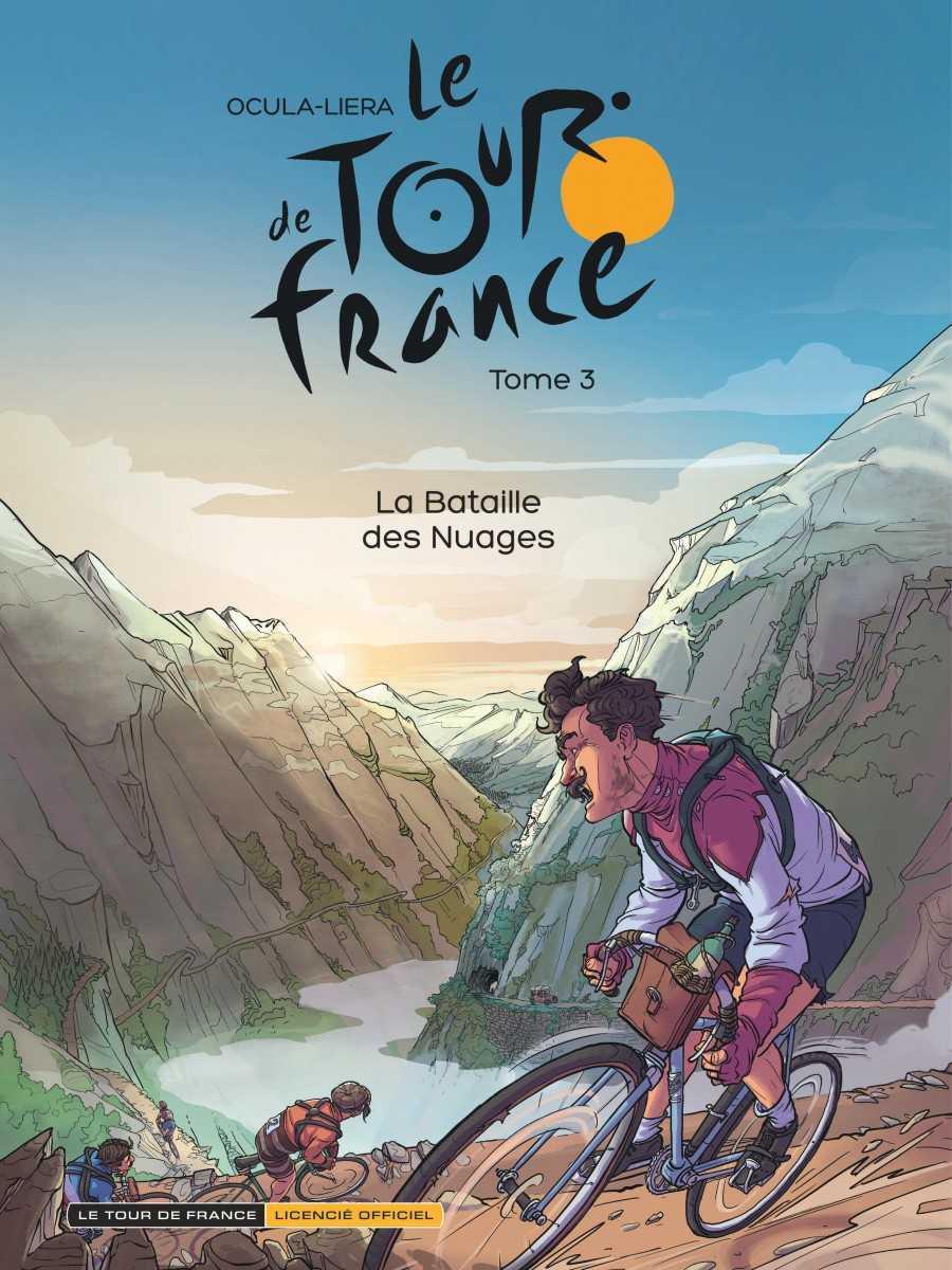 Le Tour de France T3, l'appel de la montagne, départ aujourd'hui