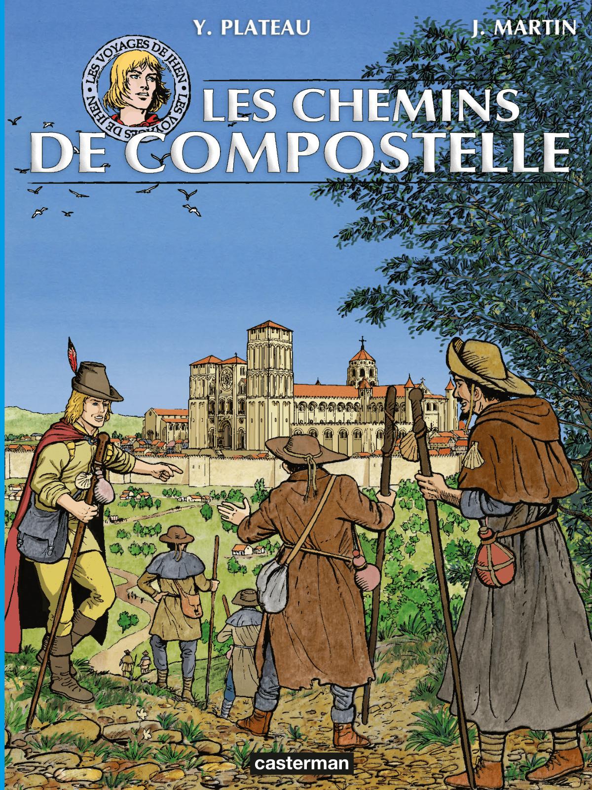 Les Voyages de Jhen, Compostelle sur l'Aubrac et dans l'Hérault