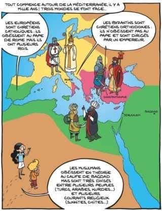 Conflits en Terre sainte