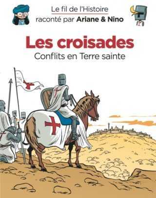 Les Croisades, Conflits en Terre sainte