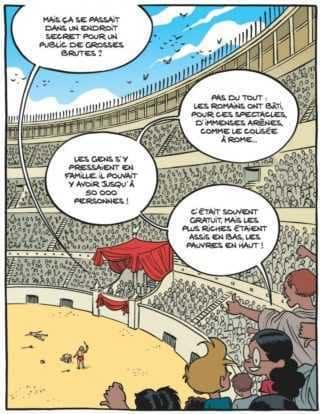 Jeux de Romains