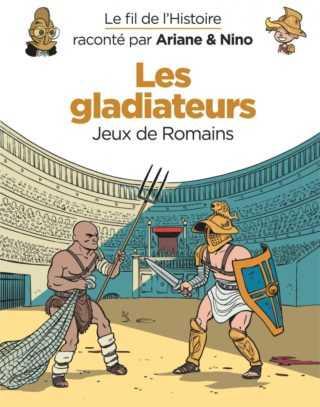 Les Gladiateurs, Jeux de Romains