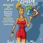 Noct'en Bulles, le 25 juillet à Saint-Pierre la Mer avec aussi Jean-Michel Arroyo