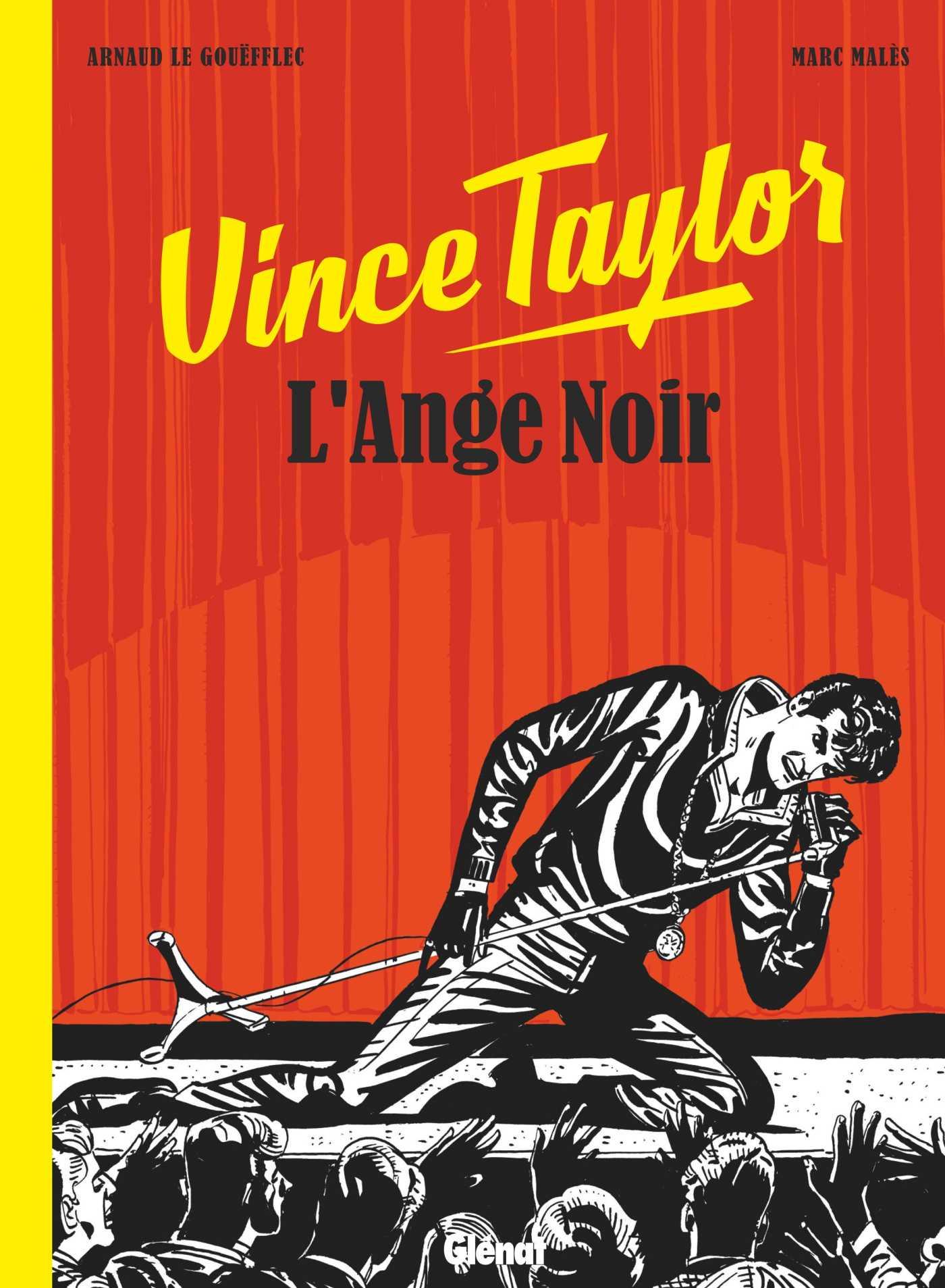 Vince Taylor, l'ange noir déchu