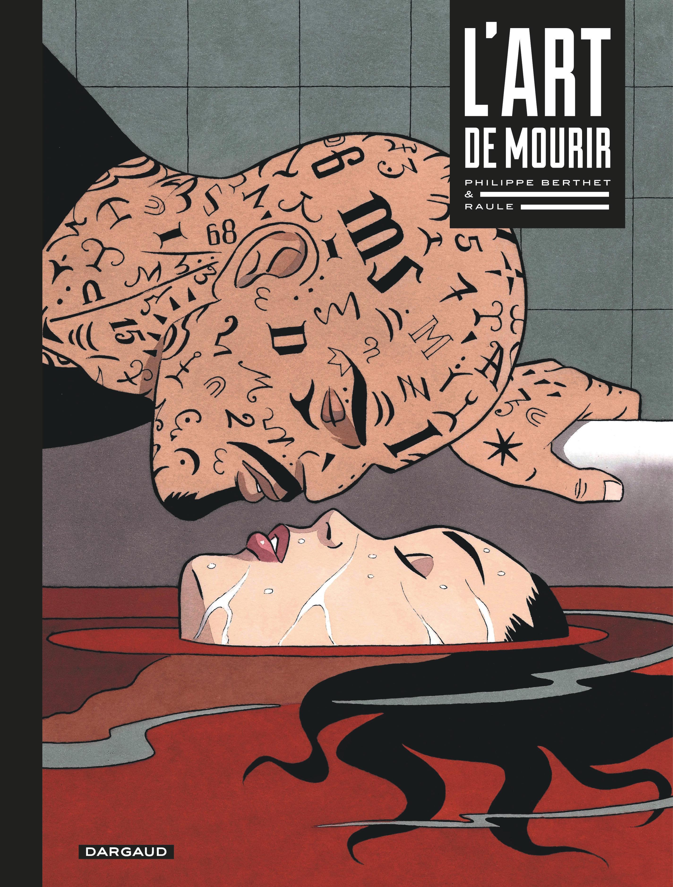 L'Art de mourir, ligne noire pour Raule et Berthet à Barcelone
