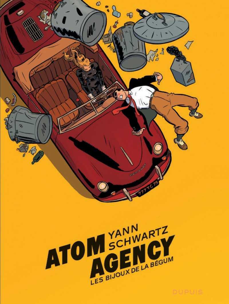 Atom Agency avec Yann et Schwartz, on a (vraiment) volé les bijoux de La Bégum
