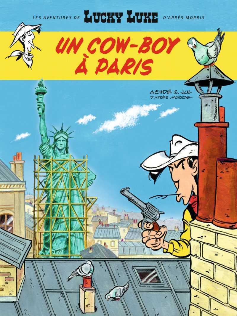 Un cow-boy à Paris