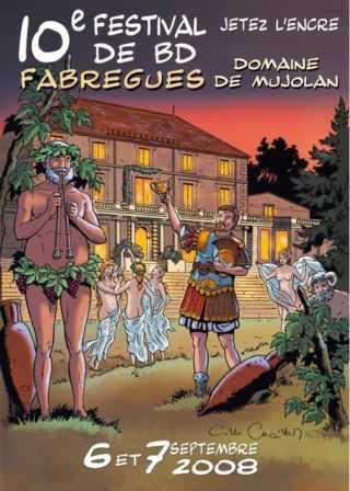 Festival BD de Fabrègues 2008