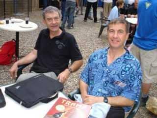 Patrick Jusseaume et Jean-Charles Kraehn