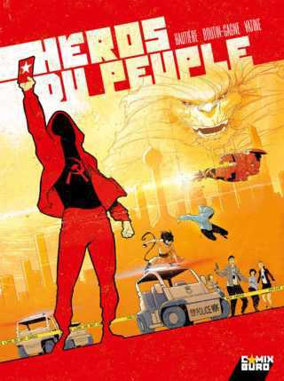 Héros du peuple, le tueur masqué de Shanghai