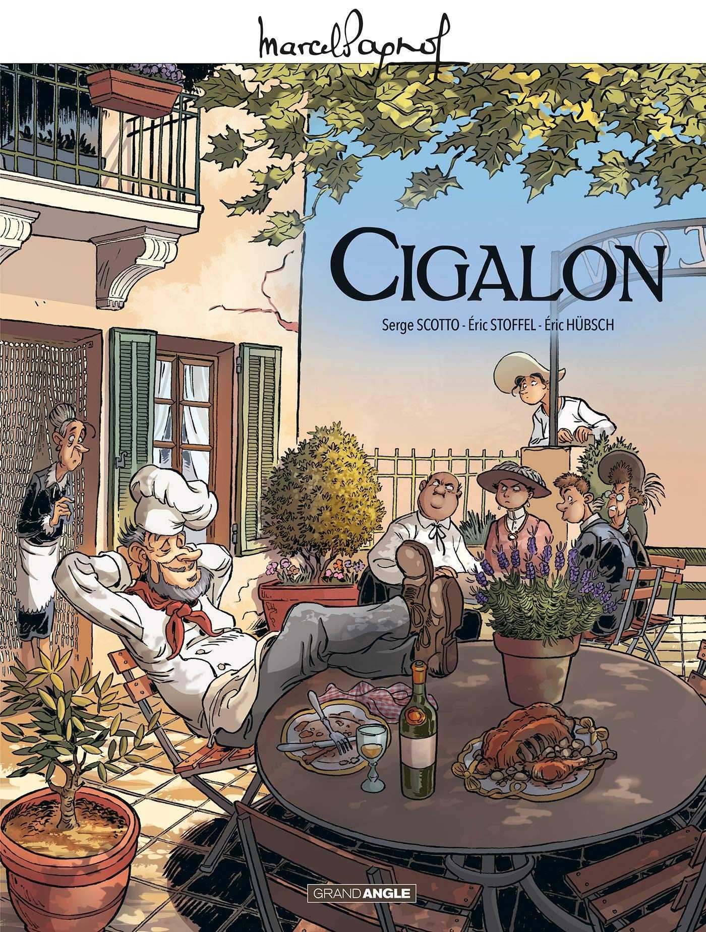 Cigalon, l'humour de Pagnol et Hübsch au Festival de Fabrègues les 1 et 2 septembre