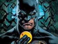 DC Univers Rebirth Le badge, papa Wayne de retour
