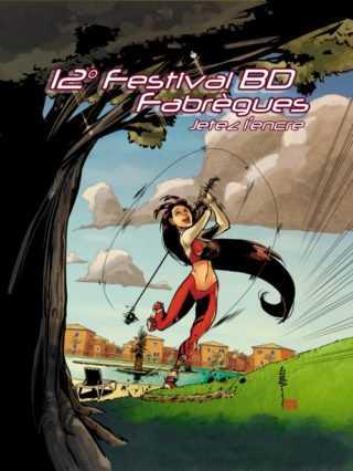Festival BD de Fabrègues 2010