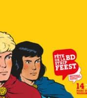 La BD fait la fête à Bruxelles du 14 au 16 septembre 2018