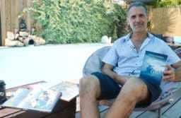 Fred Zumbiehl au Blue Pearl avec ses dernières sorties. JLT ®