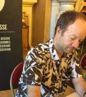 Librairie Azimuts à Montpellier, Mathieu Sapin, Arroyo, Vignaux, Trondheim, Brigitte Findakly dès le 6 septembre pour des dédicaces