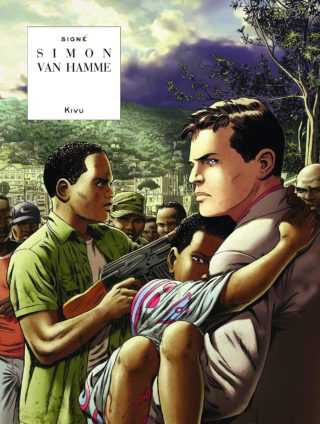 Interview : Jean Van Hamme avec Kivu dénonce, témoigne mais n'oublie pas XIII