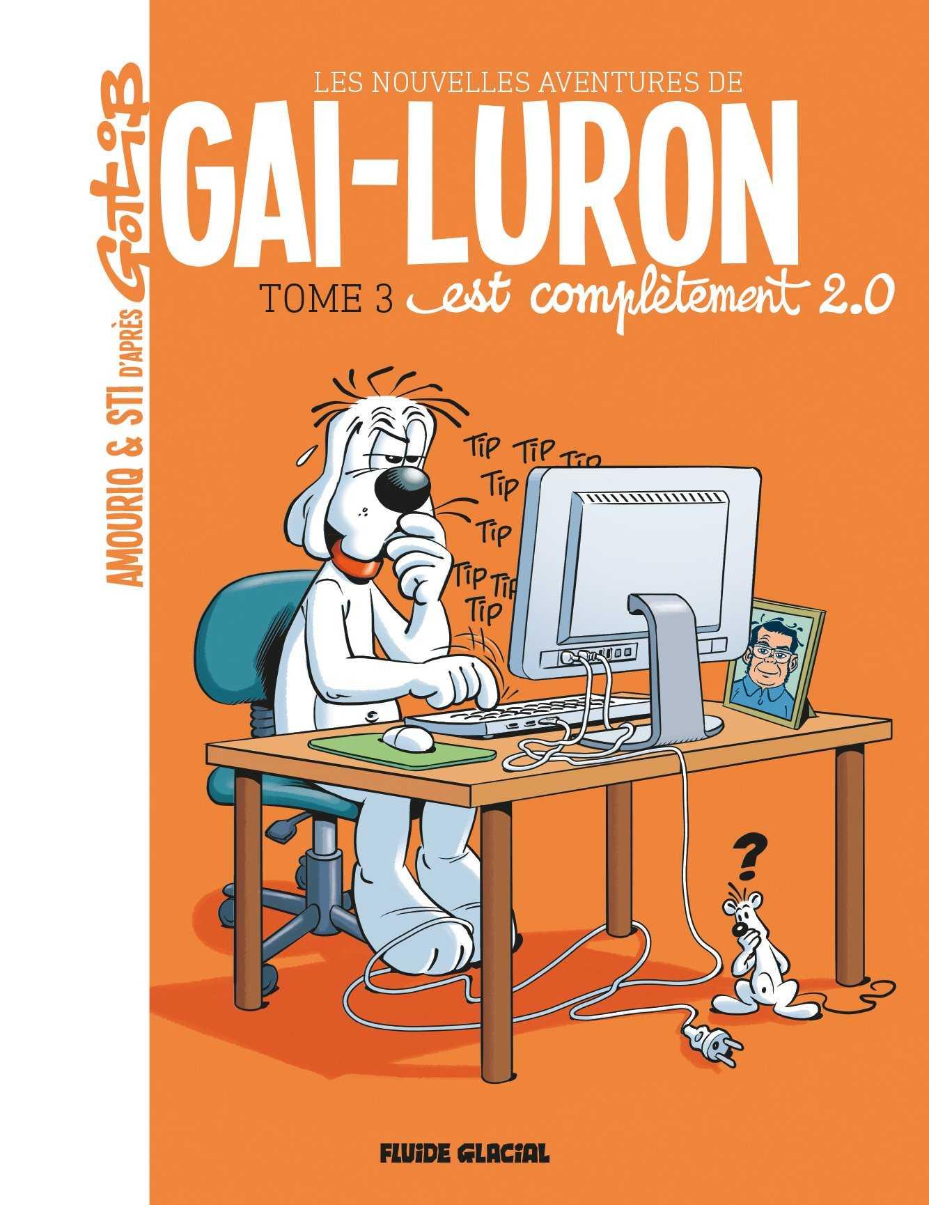 Gai-Luron T3, débranché