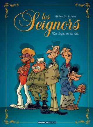 Les Seignors, des seigneurs chez les seniors