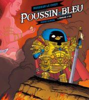 Poussin-Bleu, champion parmi de joyeux déments