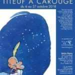 Titeuf à Carouge, Zep s'expose et propose une sélection d'originaux du 6 au 27 octobre 2018