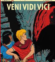 Alix de retour avec Veni, vidi, vici et David B. au scénario