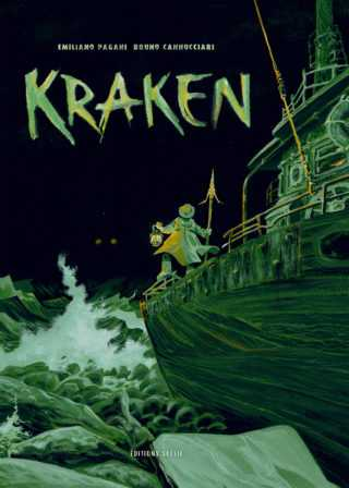 Kraken, folie extraordinaire et maritime