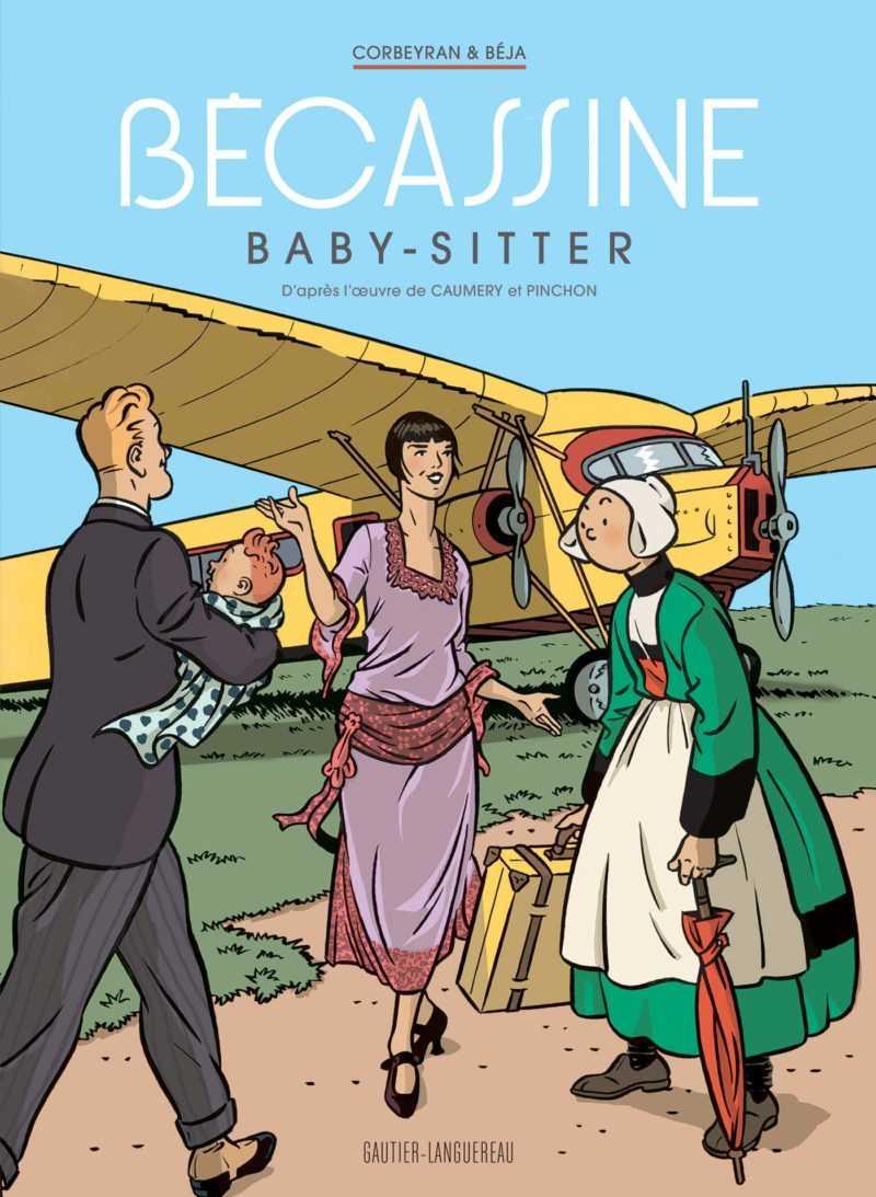 Bécassine baby-sitter