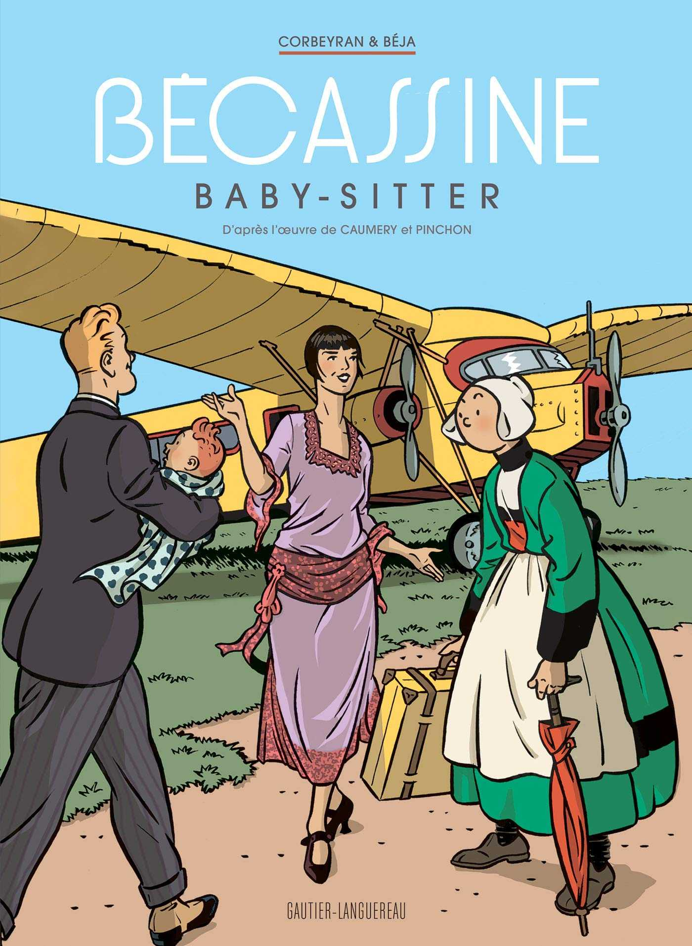 Bécassine de retour en baby-sitter
