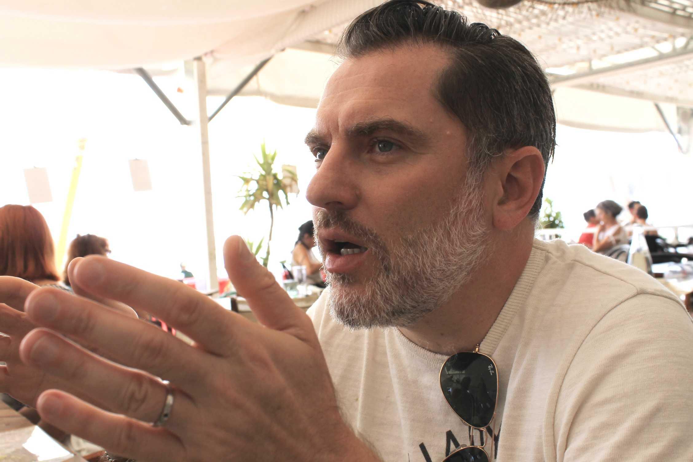 """Interview de Romain Hugault : """"et si après le Pacifique Angela allait faire un tour en Corée ?"""""""