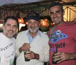 Exclusif : Francis Bergèse, Romain Hugault, Jean-Michel Arroyo réunis pour la première fois ensemble à Sète