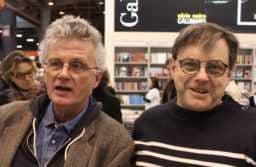 Gérard Mordillat et Eric Liberge. JLT ®