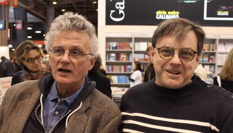 Gérard Mordillat et Eric Liberge