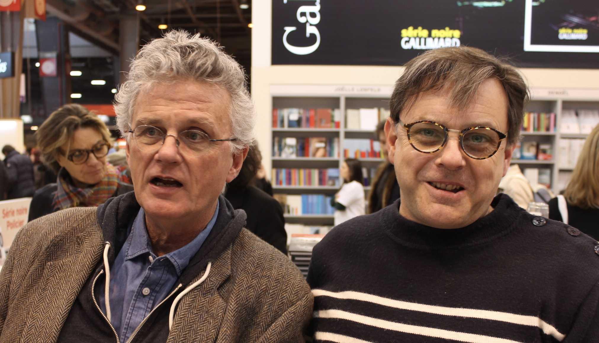 """Interview : Avec le Suaire dont le tome 2 est paru, Liberge et G. Mordillat démontent le parcours mythique et mystique """"d'une véritable icône"""""""