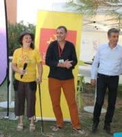 Les 20 ans du Festival de Fabrègues, TaDuc et Dadou primés