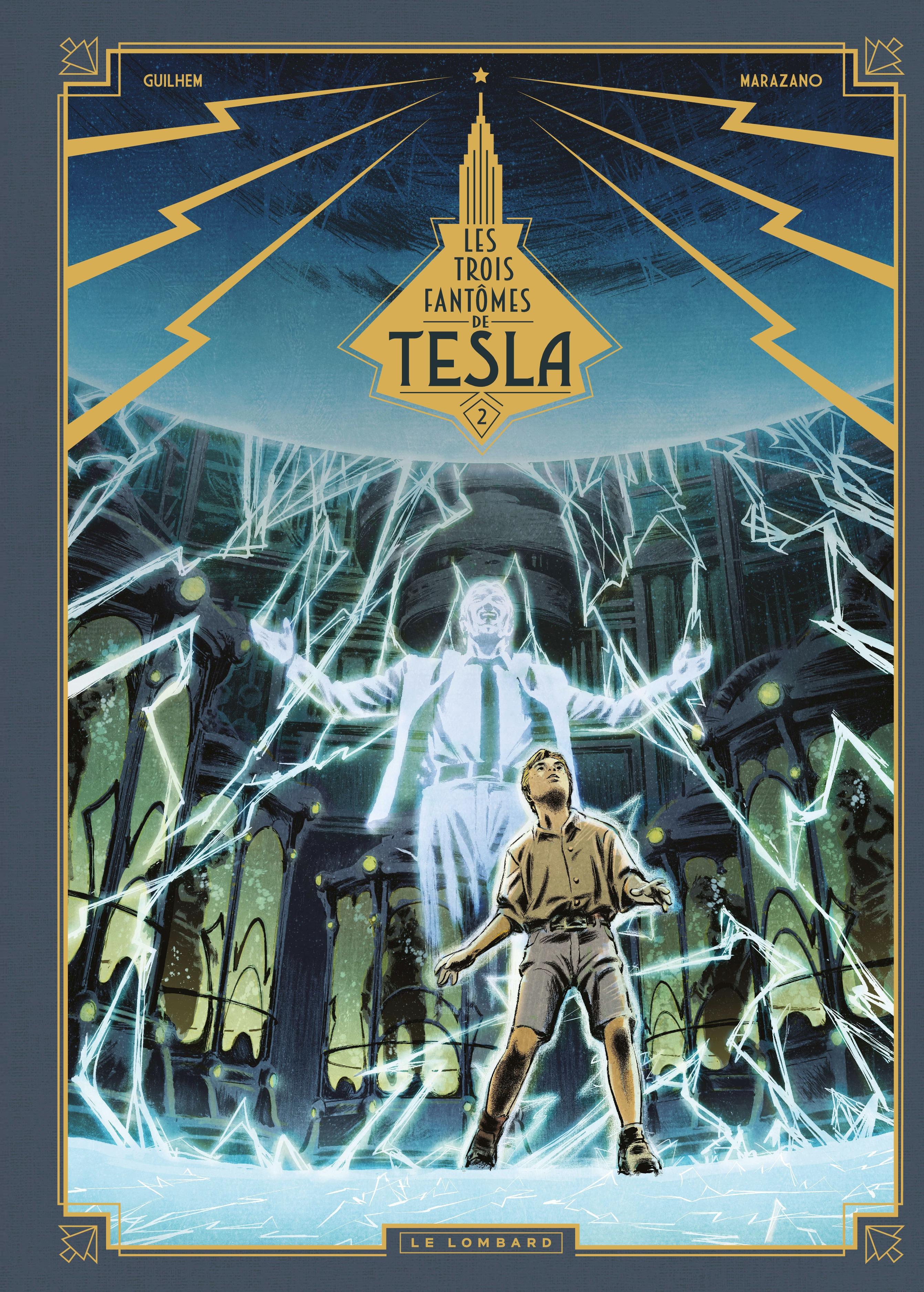 Les Trois fantômes de Tesla T2, les Japs attaquent
