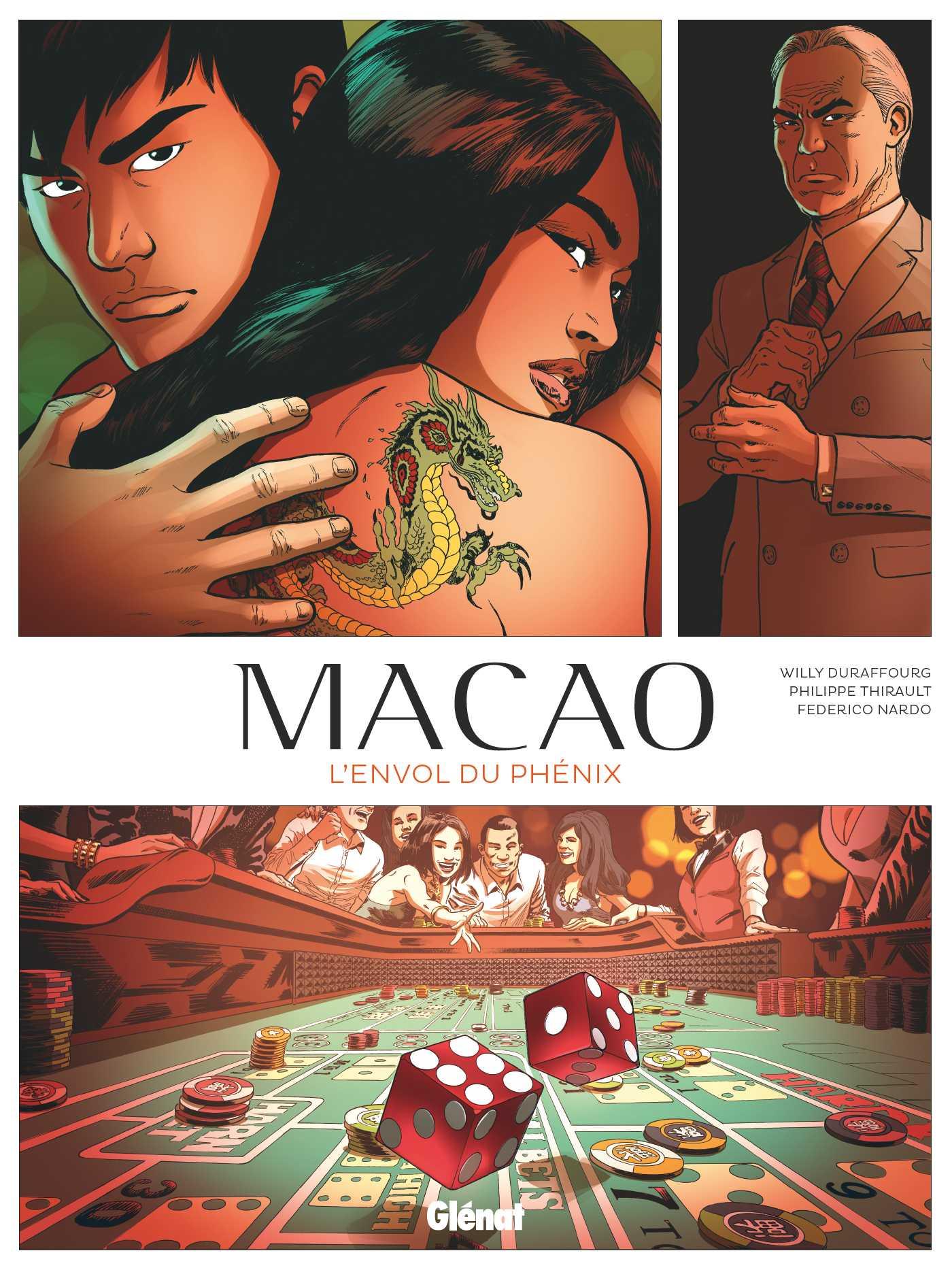 Macao T2, histoires sanglantes de famille