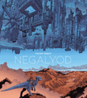 Negalyod, western SF en terres inconnues