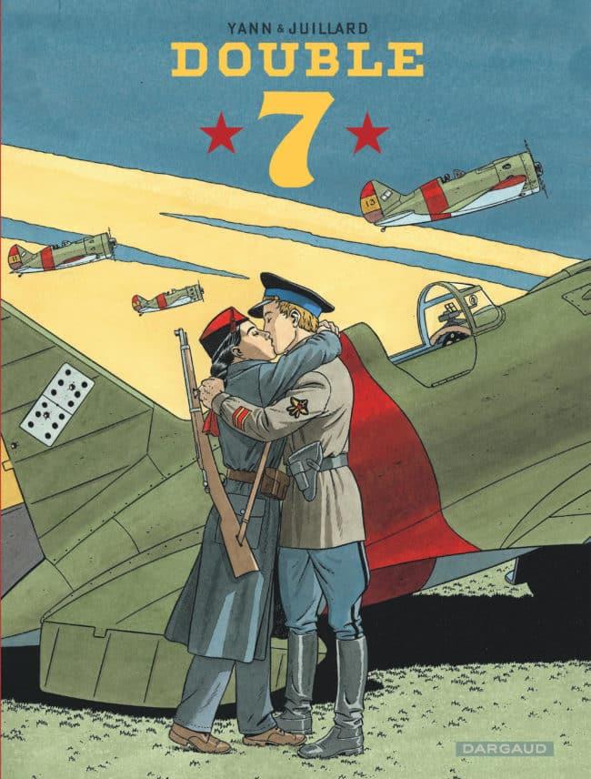 Interview : Double 7, André Juillard, avec Yann, s'est envolé pour la Guerre d'Espagne avant de retrouver Léna avec Christin