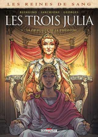 Les Trois Julia