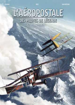 L'Aéropostale, Des Pilotes de légende