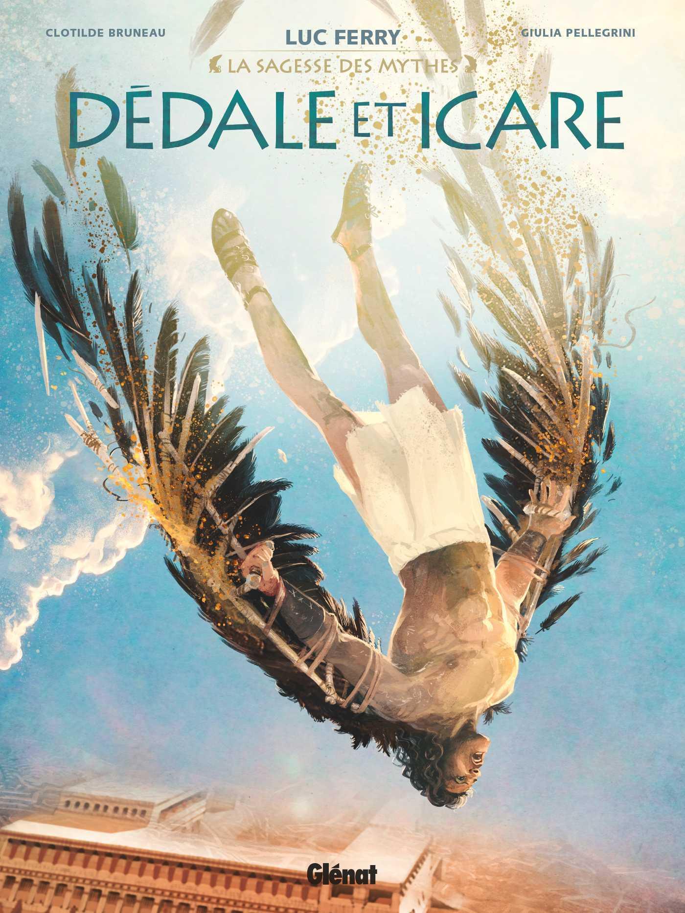 Dédale et Icare, deux mythes se rejoignent