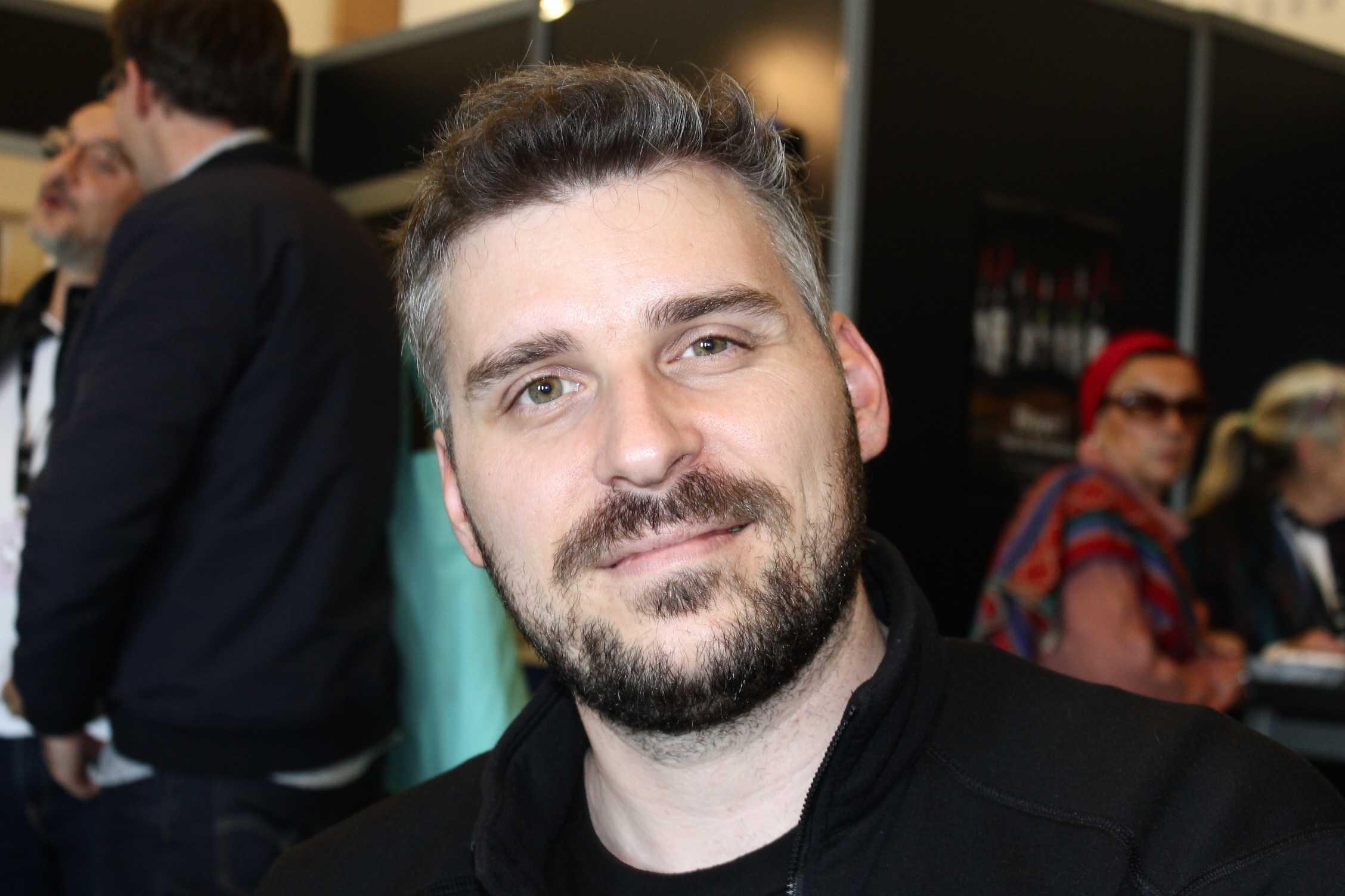 """Interview : Avec Il faut flinguer Ramirez, Nicolas Petrimaux a signé """"un album à couches"""""""