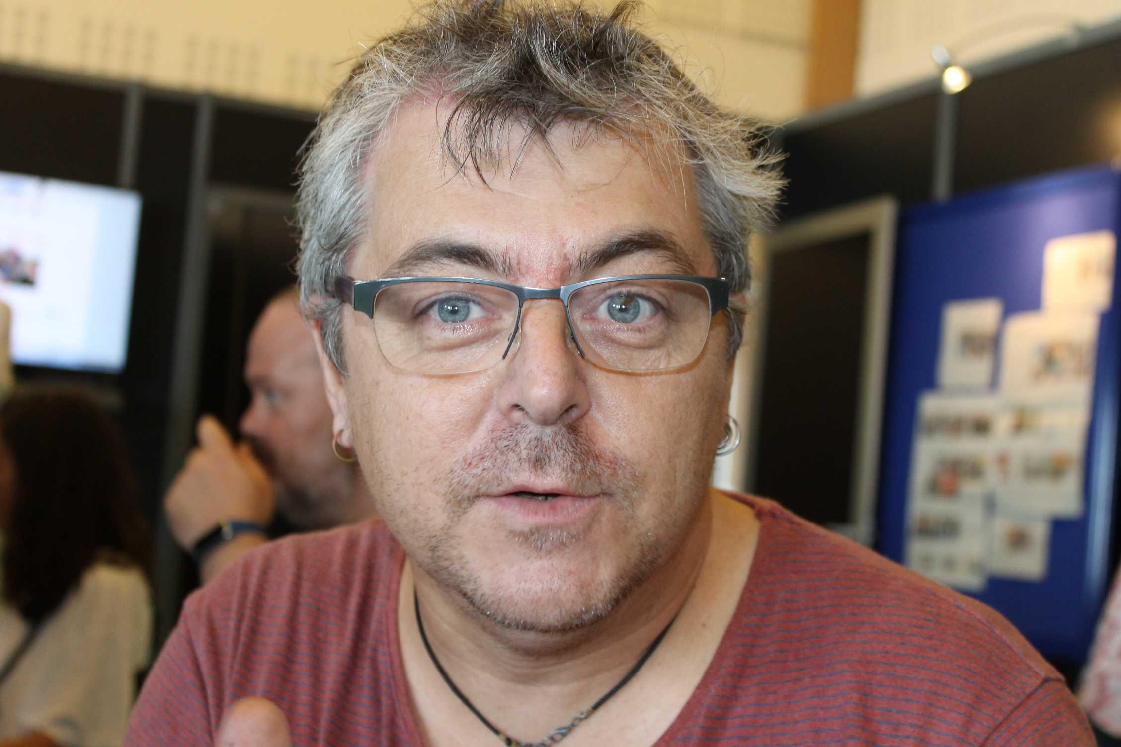 Interview : Marko traiterait bien l'entre deux guerres avec les Godillots