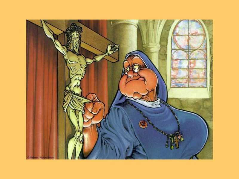 Sœur Marie-Thérèse des Batignolles