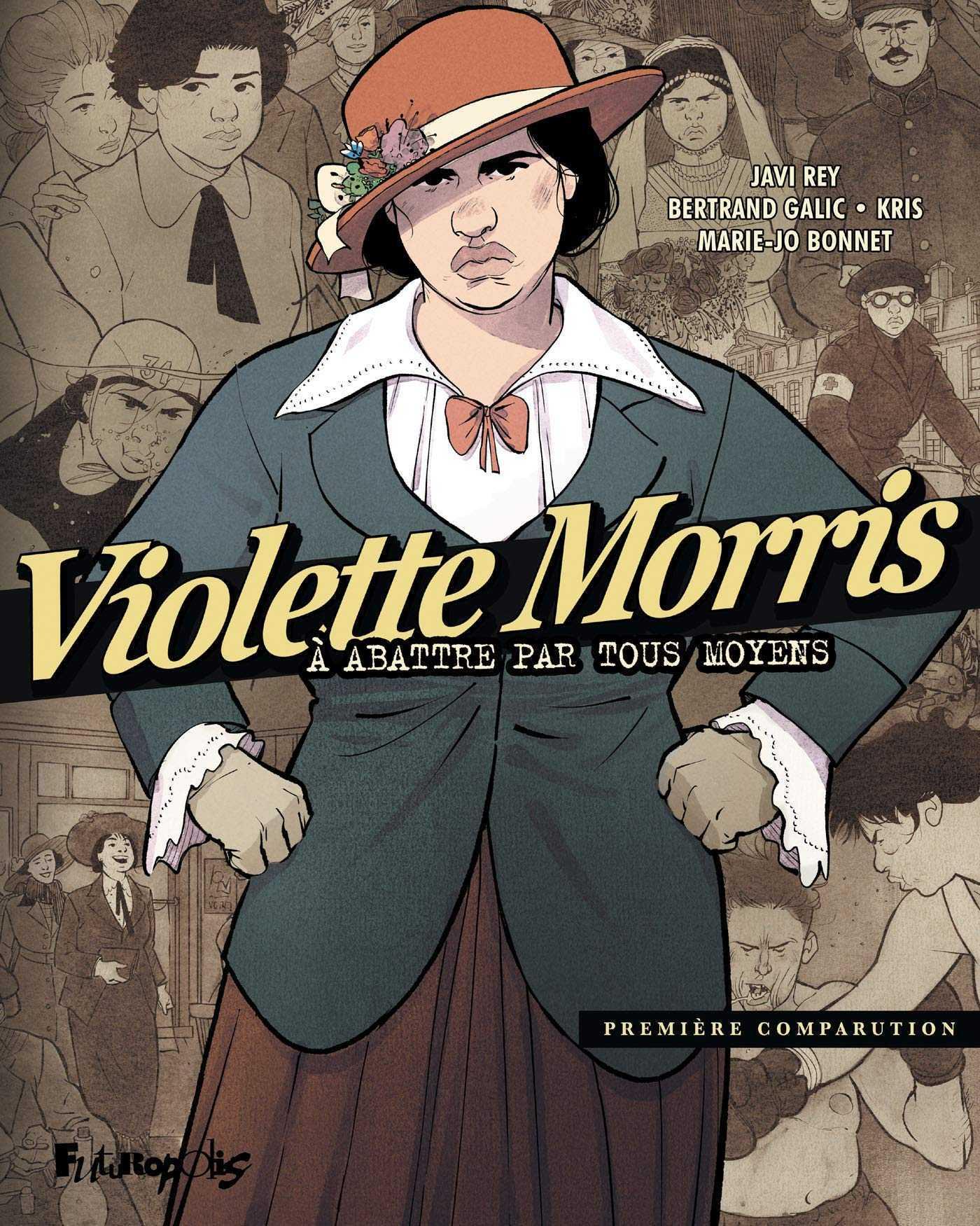 Violette Morris, qui était-elle vraiment ? Javi Rey en dédicace à Narbonne le 2 novembre
