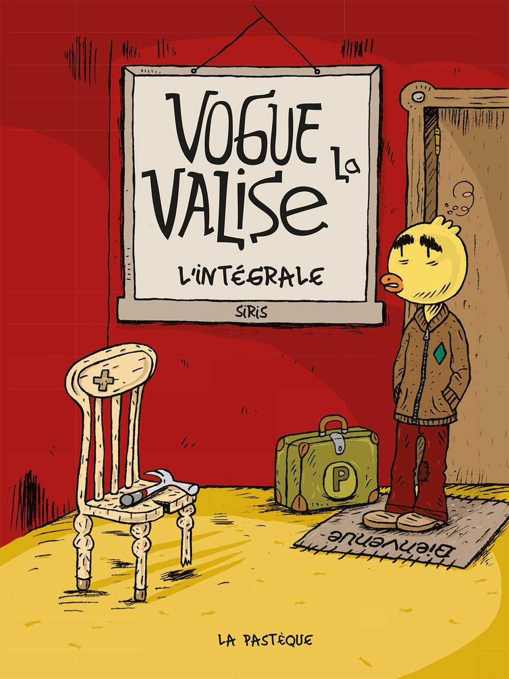Vogue la valise, l'intégrale prix ACBD de la BD québécoise 2018